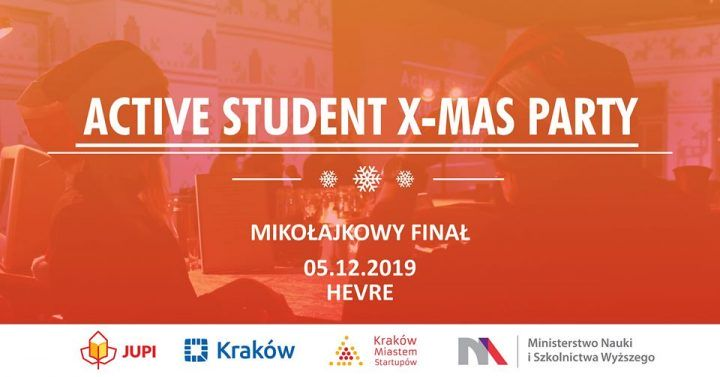 Active Student X-MAS PARTY – impreza networkingowa