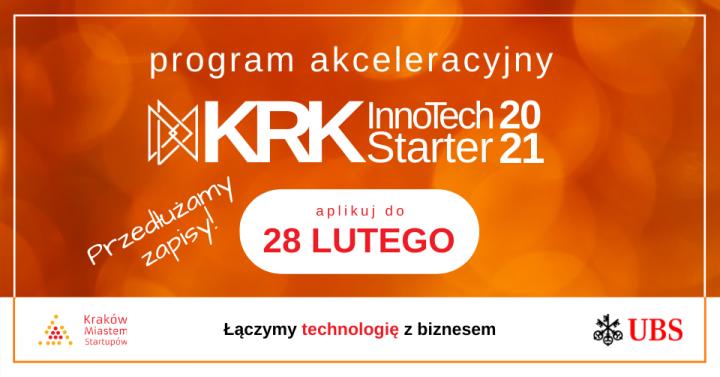 KRK InnoTech Starter 2021